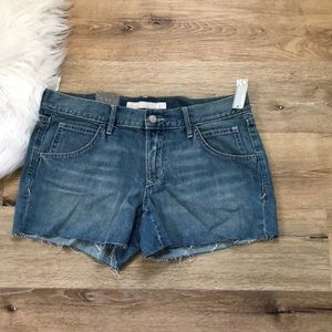 Cutoff Jeans Shorts, Size 8